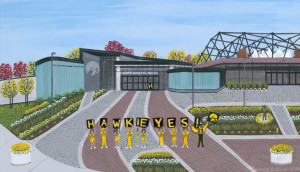 Carver Hawkeye Arena Aunan 110