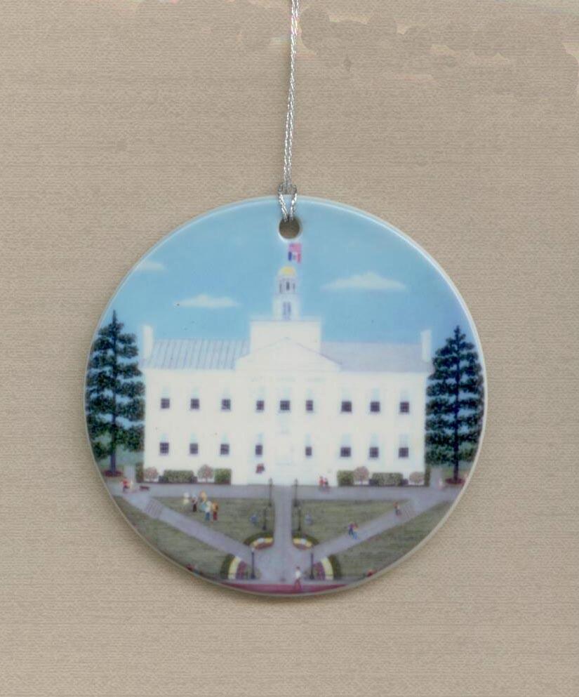 Old Capitol ornament