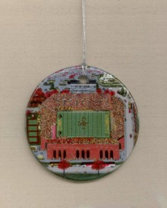 The Big Game ornament