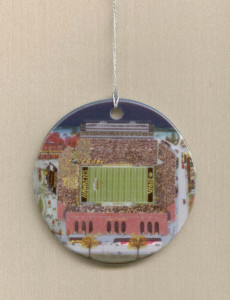 The Big Night Game ornament