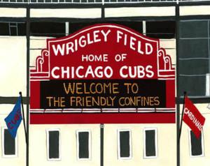 Wrigley detail 1