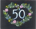 Floral Heart 50 custom