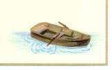 rowboat painted aunan